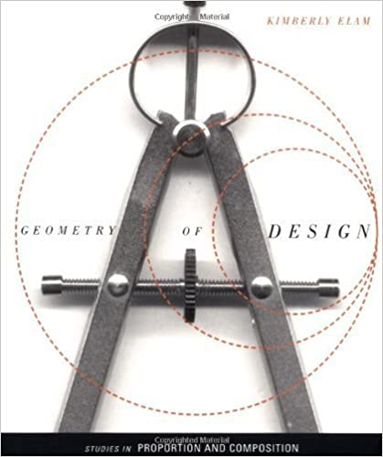 Book By Kimberley Elam - Geometry of Design: Studies in Proportion and Composition (Design Briefs) (7.7.2001)