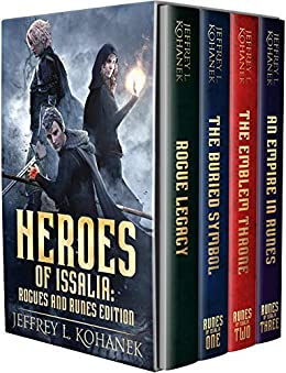 Heroes Of Issalia by Jeffrey L Kohanek ebook deal