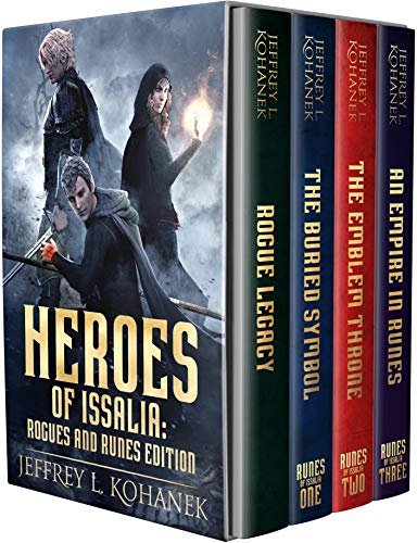 Freebooksy free kindle books nook books apple books and kobo heroes of issalia an epic fantasy saga runes complete series prequel fandeluxe Images