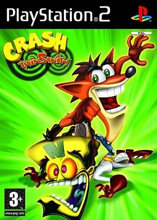 Crash Twinsanity (PS2): Amazon co uk: PC & Video Games