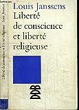 img - for LIBERTE DE CONSCIENCE ET LIBERTE RELIGIEUSE book / textbook / text book