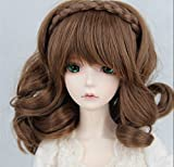 Real Life Love Dolls Best Deals - Wig for 65cm Sex Dolls Hair for 65cm Love Dolls Cosplay Hair Only,Dolls not Included