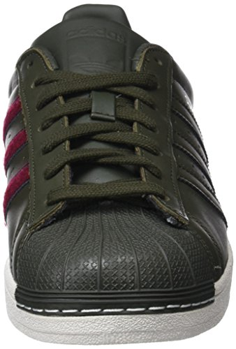 solid Superstar Night Men's Trainers adidas Blue Red Cargo Black Core 6waxq0