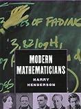 Modern Mathematicians, Harry Henderson, 0816032351