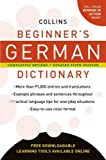 Collins Beginner's German Dictionary, HarperCollins Publishers Ltd. Staff, 0061374881