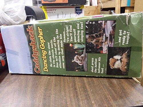 The Original Caddyshack Dancing Gopher Sings