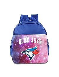 Mooy Toronto Blue Jay Child Pre School School Bag Pink