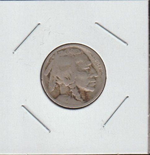 1927 D Indian Head or Buffalo (1913-1938) Nickel (Grading Buffalo Nickels)