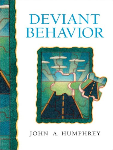 an analysis of homosexuality as a deviant behavior in the american society This study examines the portrayal of homosexuality in abnormal psychology and  sociology of deviance textbooks published in the united states and in print in.