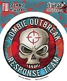 Frank Wiedemann - Zombie Outbreak Response Team - Sticker / Decal