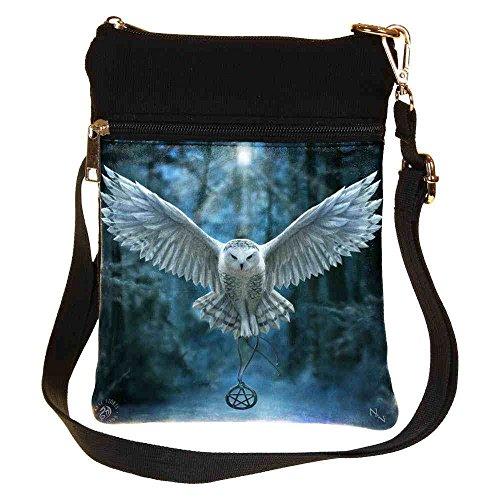 Despierta tu Magia - Bolsa de Hombro Nevado Azul - Fantasía - Némesis Ahora