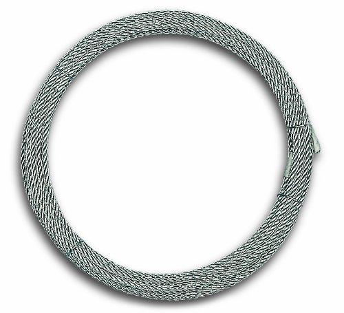 Chapuis QL110 Cable de elevació n - Acero galvanizado - 38 kg - Diá metro 1, 5 mm - Largo 10 m