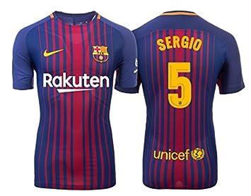 Maillot Domicile FC Barcelona Homme