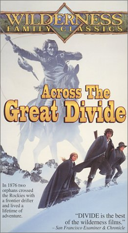 Across the Great Divide [VHS] -