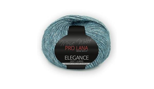 Pro Lana Elegance - Color: 69-50 G / Aprox. 110M Lana: Amazon.es ...