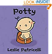 #9: Potty (Leslie Patricelli board books)