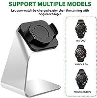 KIMILAR Cargador Compatible con Huawei Watch 2 / Watch 2 Pro Cable, Aleación de Aluminio Base de Carga USB para Watch 2, Watch 2 Pro, Porsche Design ...