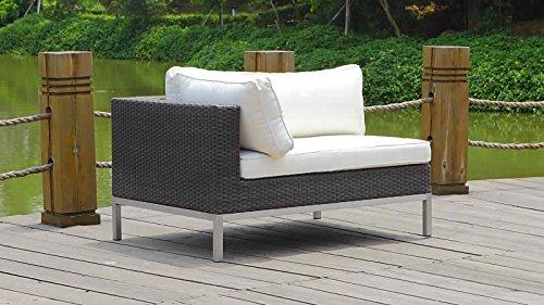 talfa gr polyrattan sofa silva ecksofa l anthra g nstig online kaufen. Black Bedroom Furniture Sets. Home Design Ideas