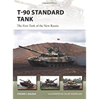 T-90 Standard Tank: The First Tank of the New Russia (New Vanguard)