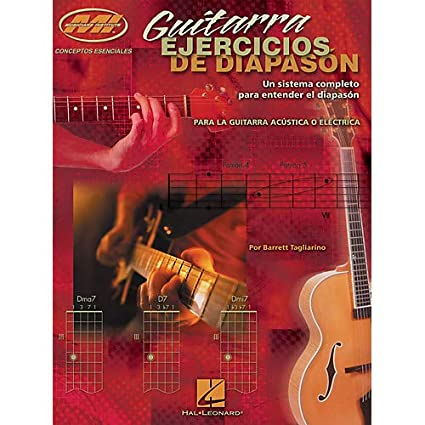 Image Unavailable. Image not available for. Color: Guitarra Ejercicios de ...