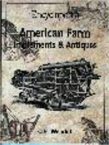 Book Encyclopedia of American Farm Implements and Antiques