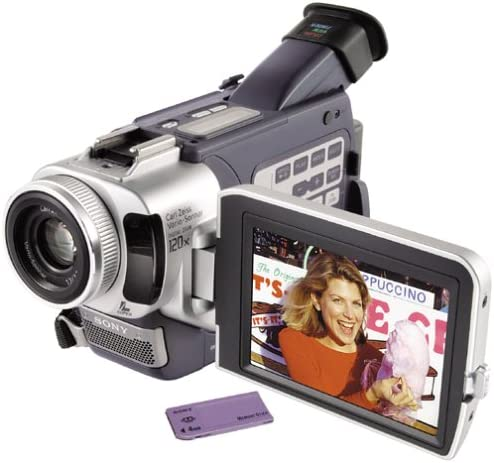 Sony DCRTRV17 MiniDV Camcorder (Discontinued by Manufacturer) 51GGSRCQAQL