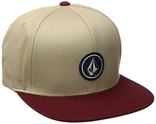 volcom-mens-quarter-twill-6-panel-aj-fit-hat-dark-clay-one-size
