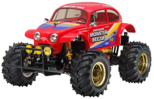 Tamiya 1/10 2015 Monster Beetle 2WD Truck Kit