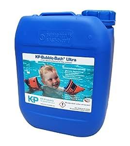KP de Bubble Bath® Ultra cloro sin tratamiento del agua Medio 11,9% h2o2para piscina y jardín