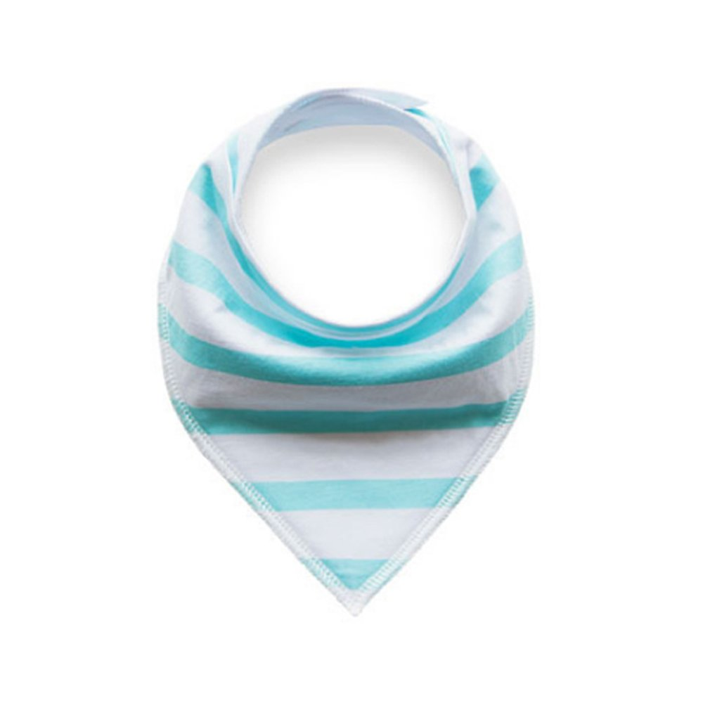 Best Baby Shower Gift Soft and Modern 8 Pack Super Absorbent BC071 For Boys and Girls Baby Bandana Drool Bibs With Snaps