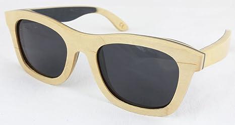 Sunglasses Gafas de sol Beige, Monopatín, madera, madera ...