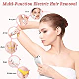 Electric Razor for Women, ISTON Rechargeable Wet