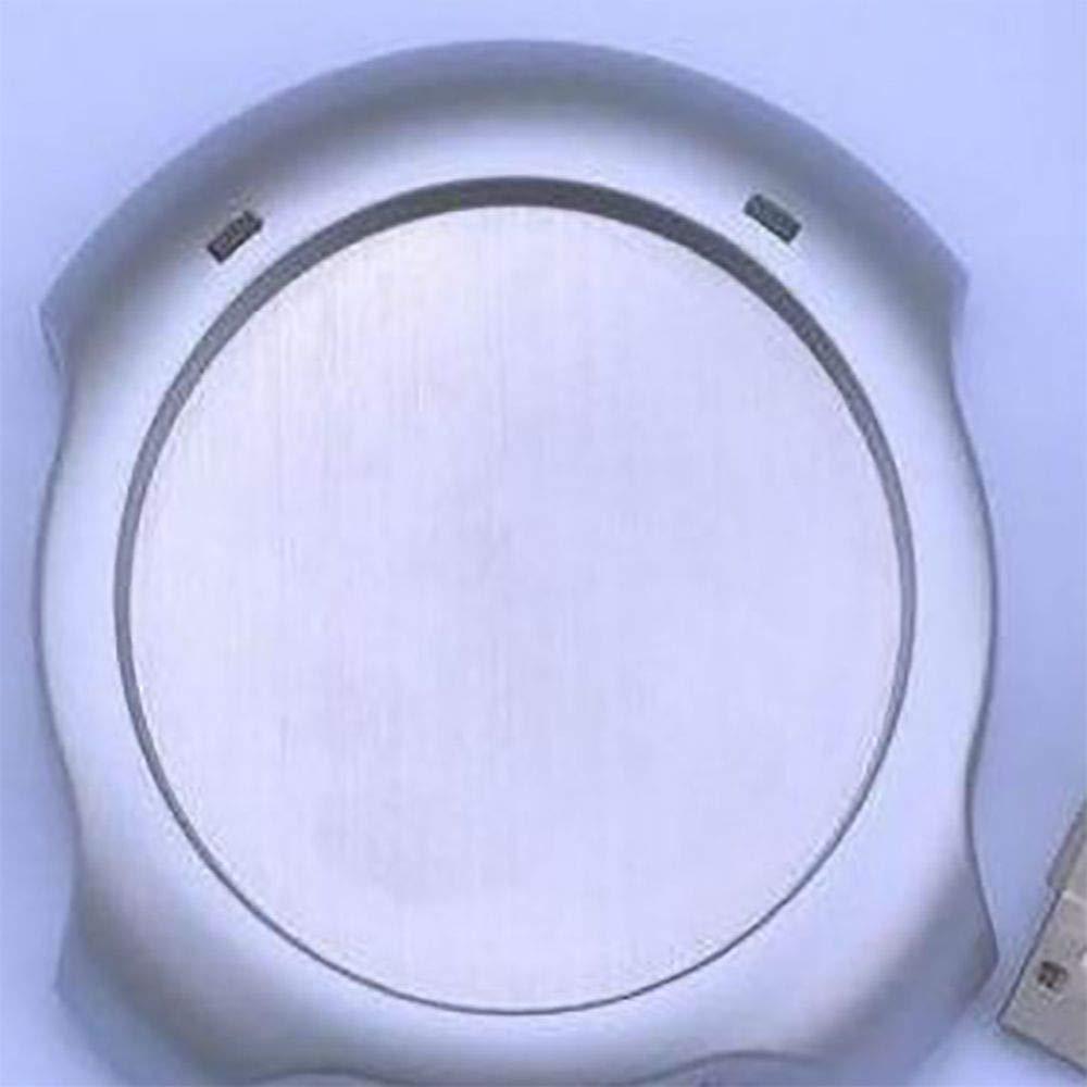 Mug Warmer, Desktop Heated Coffee & Tea - Multipurpose Heating Pad for Candle & Wax Warmer by ESCAOR (Image #5)