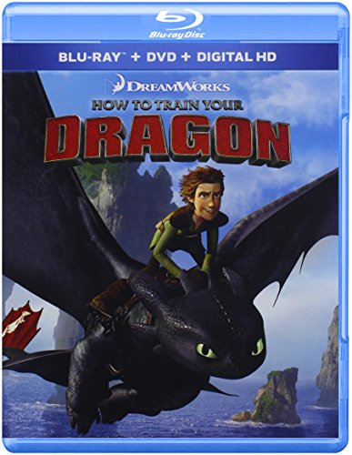 How to Train Your Dragon [Blu-ray + DVD + Digital HD]