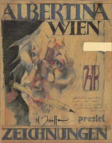Horst Janssen. Zeichnungen: anlässlich einer Ausstellung in der Graphischen Sammlung Albertina, Wien, 1. April - 2. Mai 1982