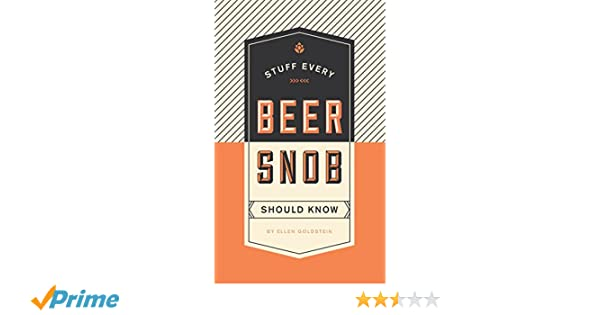 Dating a beer snob