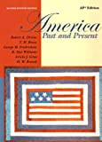 America, Past and Present : Chapters 1-16, Divine, Robert A., 0321243803
