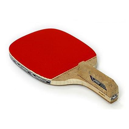 Champion Disco ph540 V ping pong raqueta de tenis de mesa, incluye regalo (ping