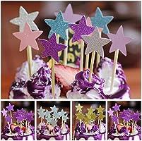 Adornos para cupcakes – 40 piezas adorables para cupcakes ...