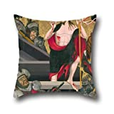 Oil Painting Guerau Gener - Resurrection Of Christ Pillow Shams 16 X 16 Inch / 40 By 40 Cm For Lounge,car Seat,car,bf,kids Room,dinning Room With Two Sides