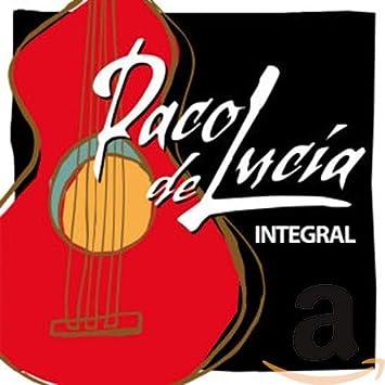 Nueva Integral: Paco de Lucia: Amazon.es: Música