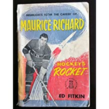Highlights from the Career of Maurice Richard Hockey's Rocket
