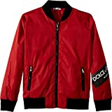 Dolce & Gabbana Kids Boy's Blouson (Big Kids) Bright Red 10