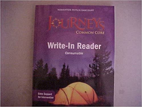 Journeys write in reader grade 3 houghton mifflin harcourt journeys write in reader grade 3 1st edition by houghton mifflin harcourt fandeluxe Image collections