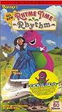 Barney's Rhyme Time Rhythm [VHS] [Import]
