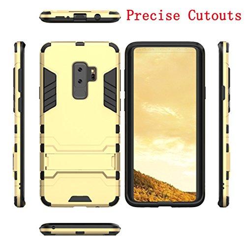 Funda h 2 en S9 de Funda PC TPU S9 Galaxy 1 Armadura P4wPq0rx8