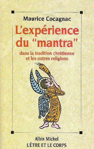 Experience Du Mantra Dans La Tradition Chretienne Et Les Autres Religions (L') (Spiritualites Grand Format) (French Edition)