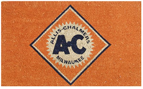 S&D Allis Chalmers Coir Door Mat