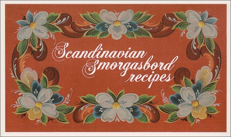 Scandinavian Smorgasbord Recipes by Press Penfield
