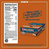 CLIF BUILDERS - Protein Bars - Chocolate Peanut